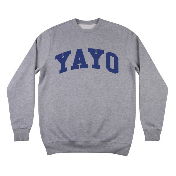 Image of YAYO CREW NECK