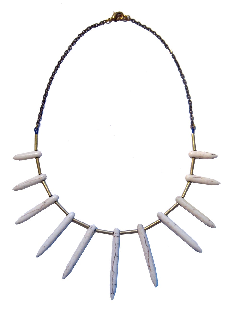 Image of BEAR CLAW BONE necklace