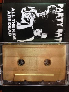 Image of All The Kids Are Dead - Gold Tape