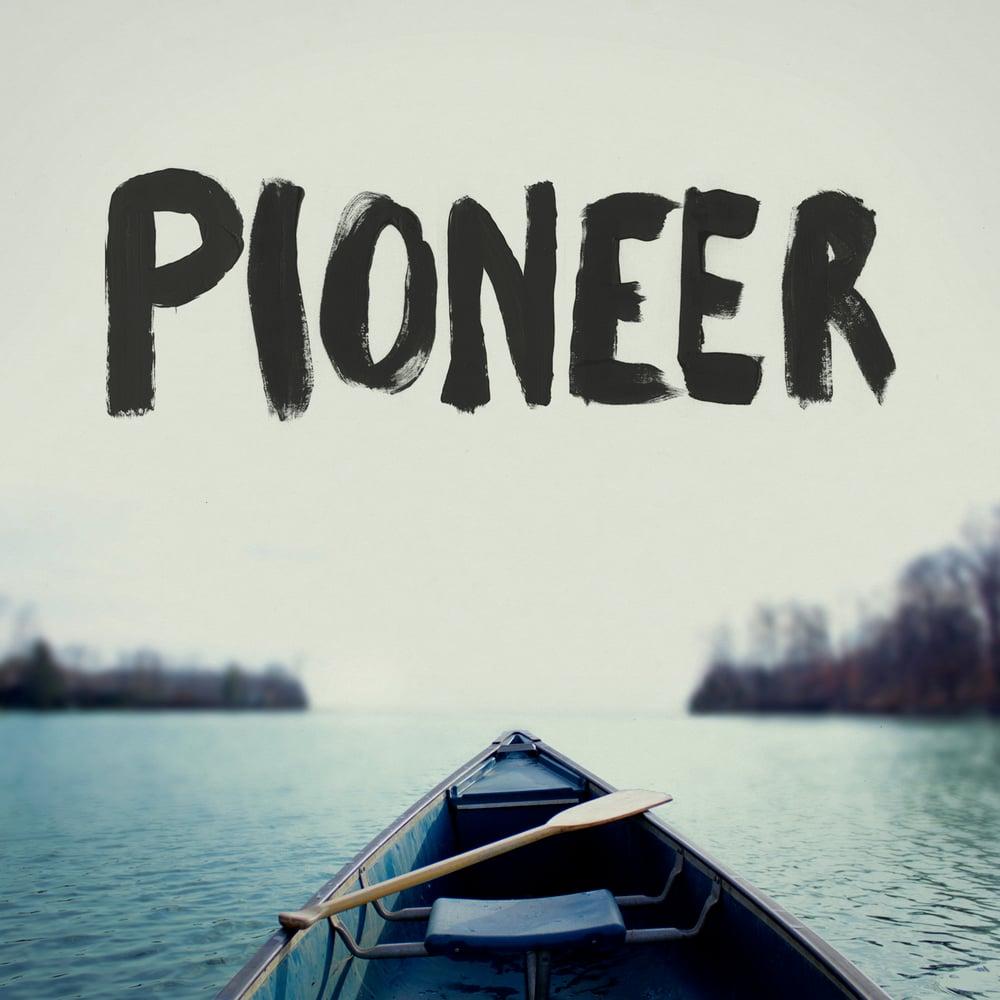 """Image of PONEER """"S/T"""" CD"""