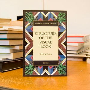 Image of Structure Of The Visual Book - Keith Smith