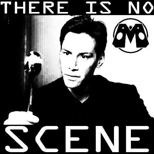 Image of There Is No Scene shirt (whoa.)