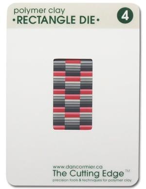 Image of Rectangle Die Set