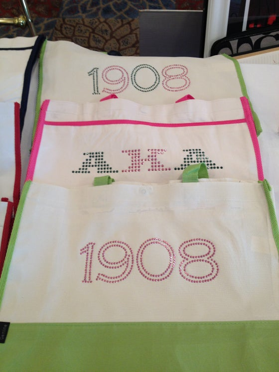 Image of Custom Designed Contemporary Tote