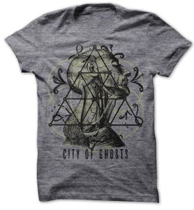 Image of Gray Geometry Shirt