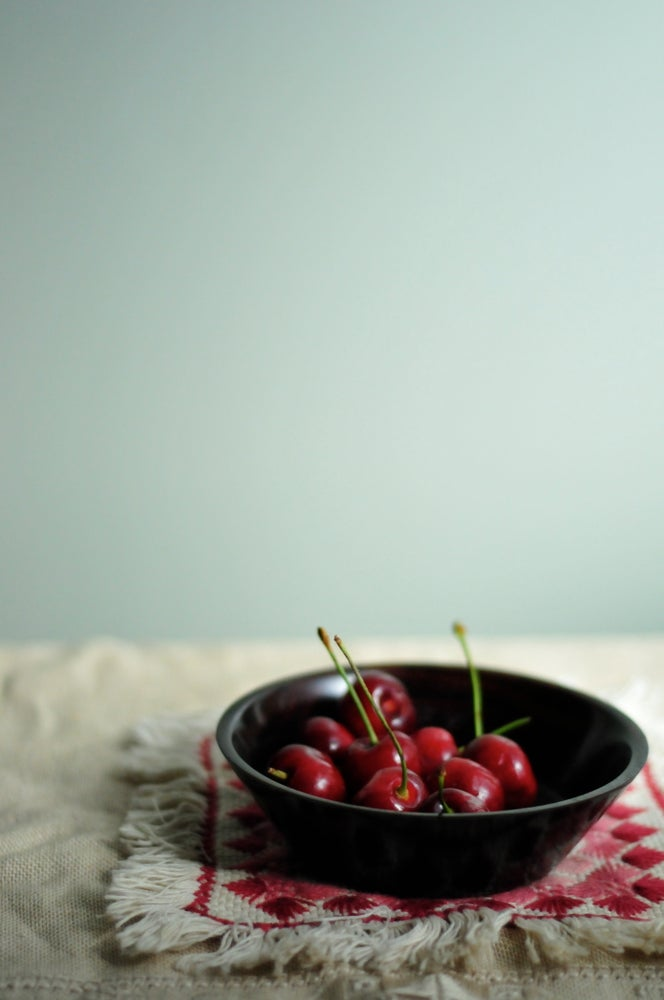 Image of Cherries Card
