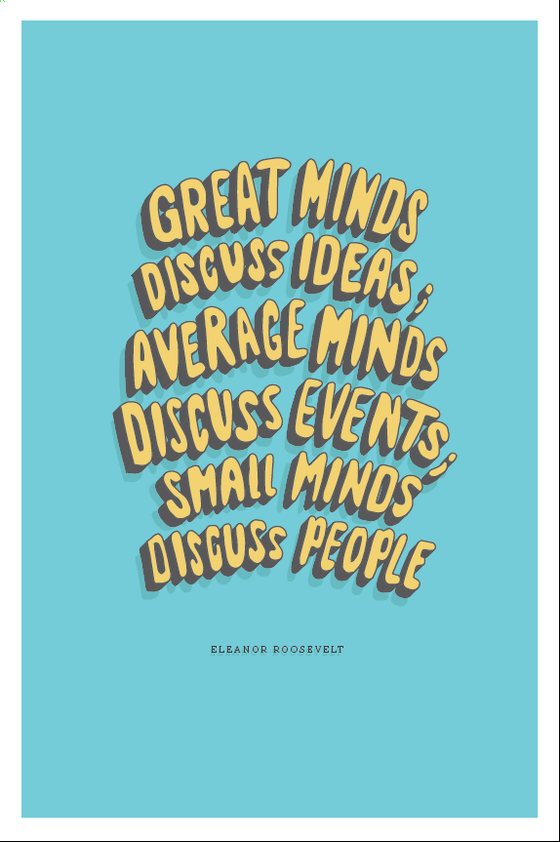 Image of Eleanor Roosevelt Quote
