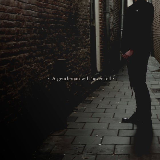 Image of SCREW HOUSTON, START SCREAMING - a gentleman will never tell 7""
