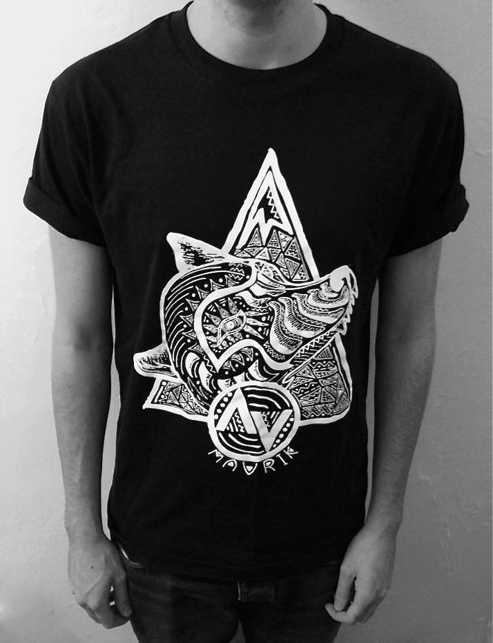 Image of Mavrik Tee (Black)