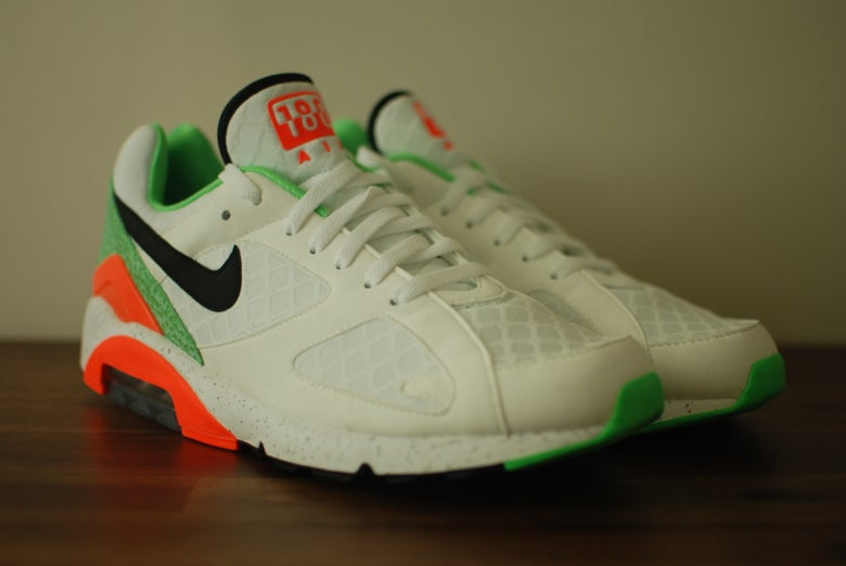 "Image of Size? x Nike Air Max 180 ""Urban Safari"" (White)"