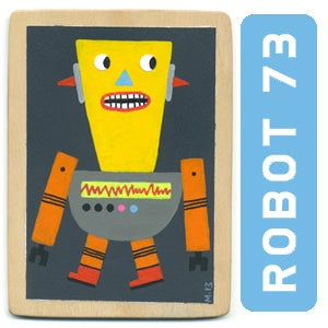 Image of ROBOT #73