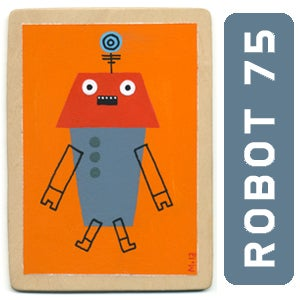 Image of ROBOT #75