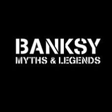 Image of Banksy: Myths and Legends Book