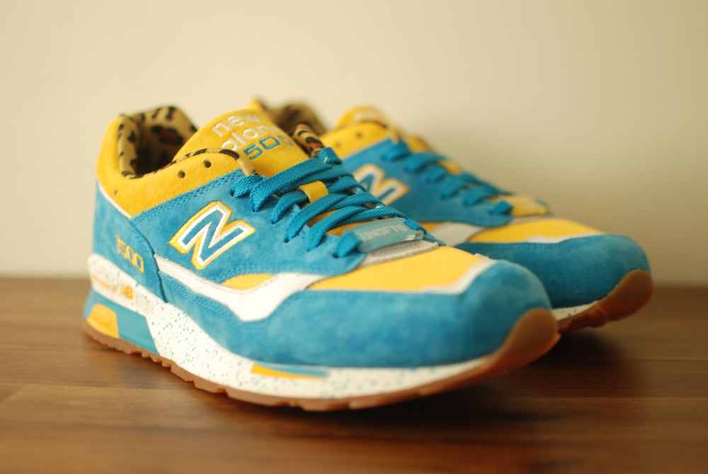 "Image of La MJC x Colette x Undefeated New Balance 1500 ""UCLA"""
