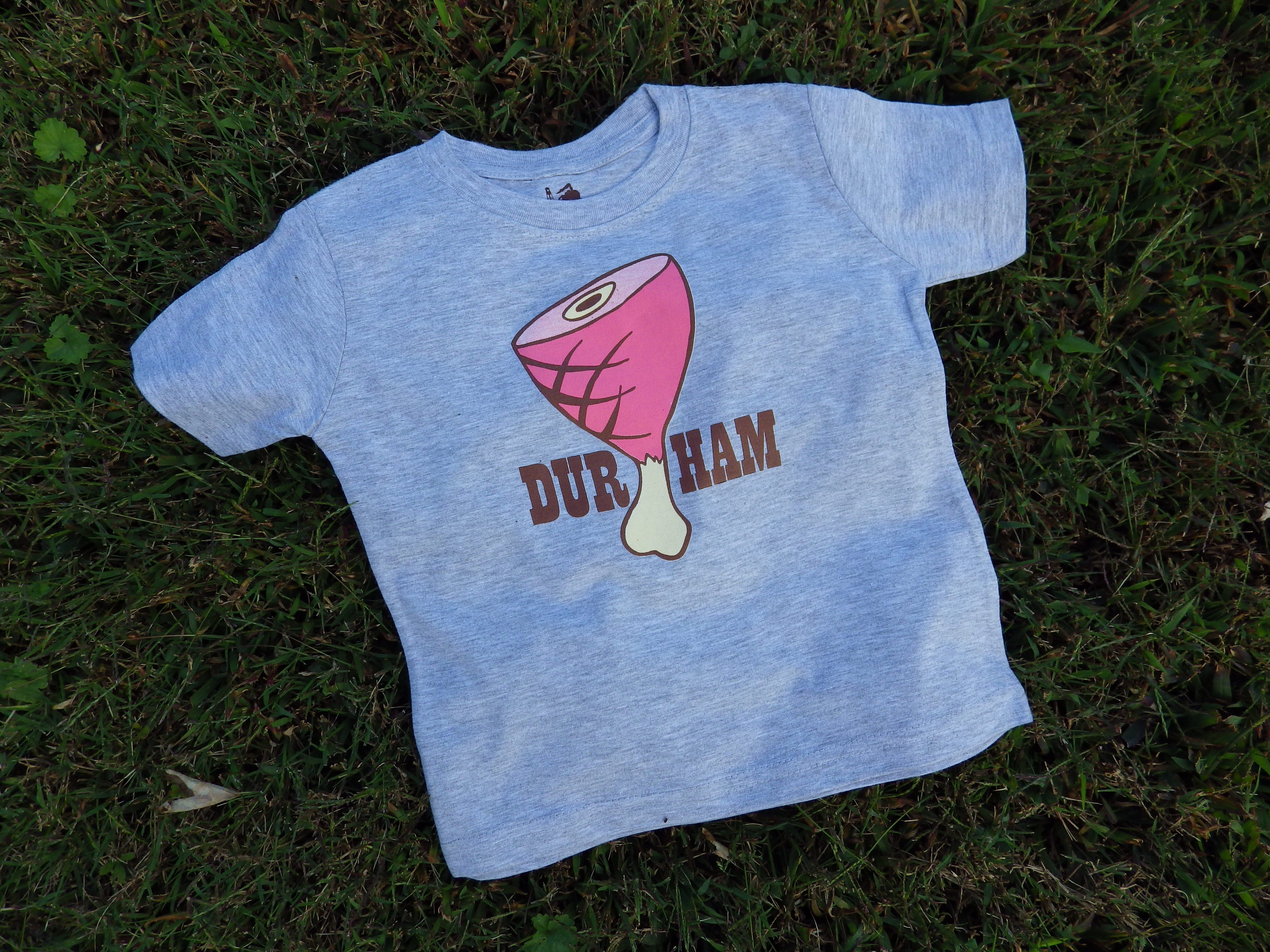 Durham Toddler Tee Durham City Goods