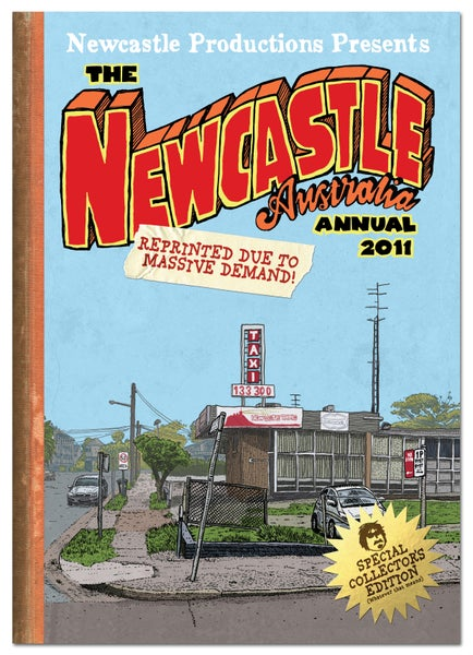 Image of Newcastle Annual 2011 A5 version