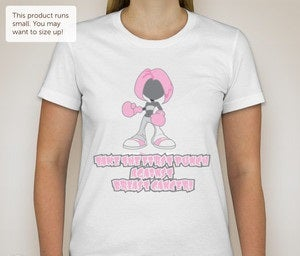 """Image of Special Edition SFS Release """"Breast Cancer Awareness - Women's Design"""""""