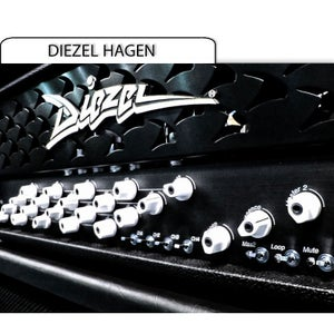 Image of DIEZEL HAGEN  HI-GAIN Profile pack