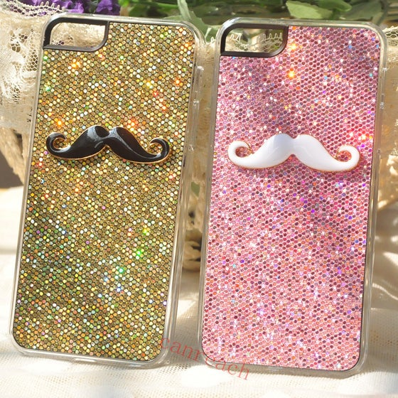 Image of Lovely Creative Mustache Iphone 5 5s 5c cases