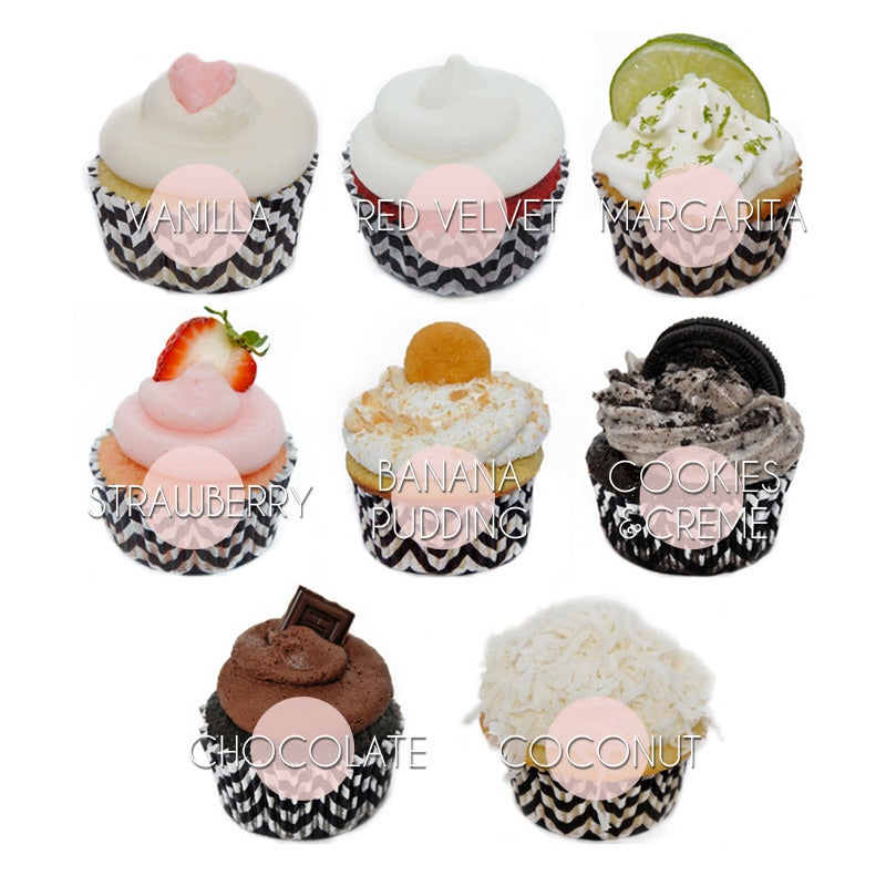 Image of Mini Cupcakes