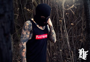 Image of Fu*k Hipsters Singlet.