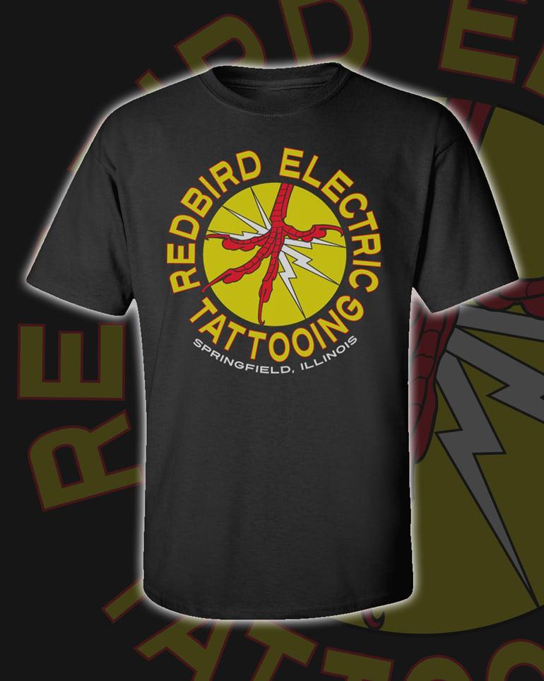 Image of Redbird Electric T-Shirt