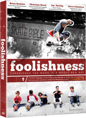 Image of Foolishness DVD