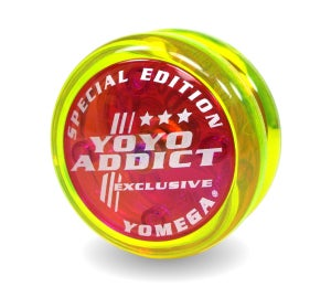 Image of Fireball YoYoAddict Exclusive(Yellow)