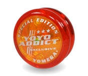 Image of Fireball YoYoAddict Exclusive(OrangeRed)