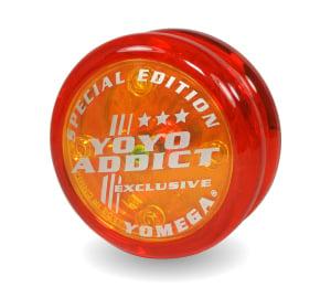 Image of Fireball YoYoAddict Exclusive(OrangeRed)