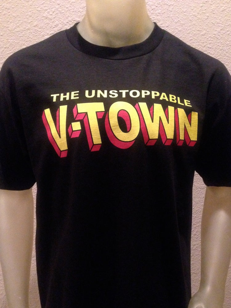Image of Unstoppable V-Town t-shirt