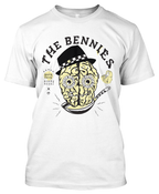 Image of THE BENNIES (JAPAN TOUR T-SHIRT)
