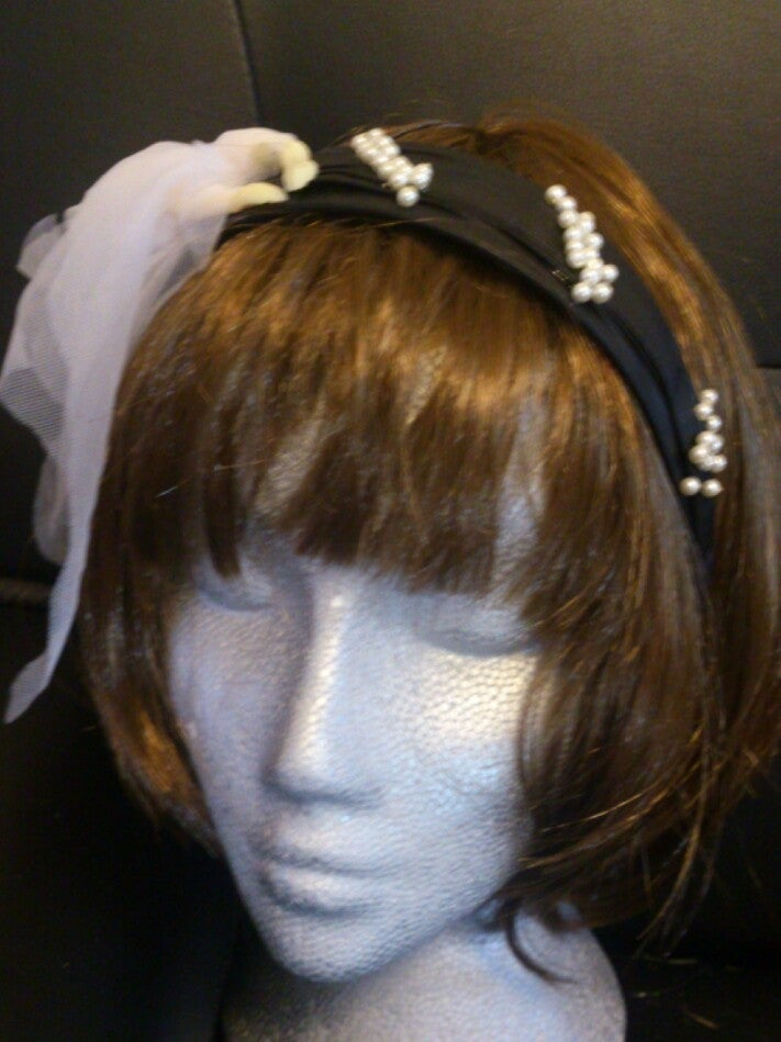 Image of Zombie Bride Head piece
