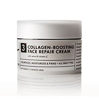 Image of T4 Collagen-Boosting Face Repair Crème w/ Retinol & Vitamin C-2.0 oz.-For All Skin Types