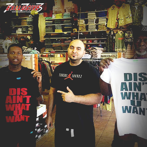 lil durk dis aint what you want official tee exclusive773