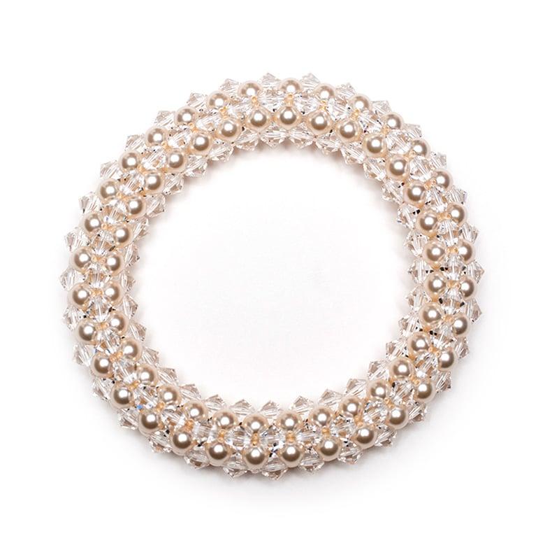 Image of Ivory Rope Bracelet