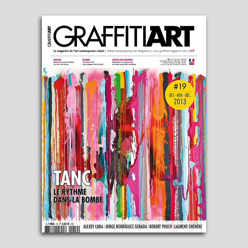 Image of Tanc - Graffiti Art #19