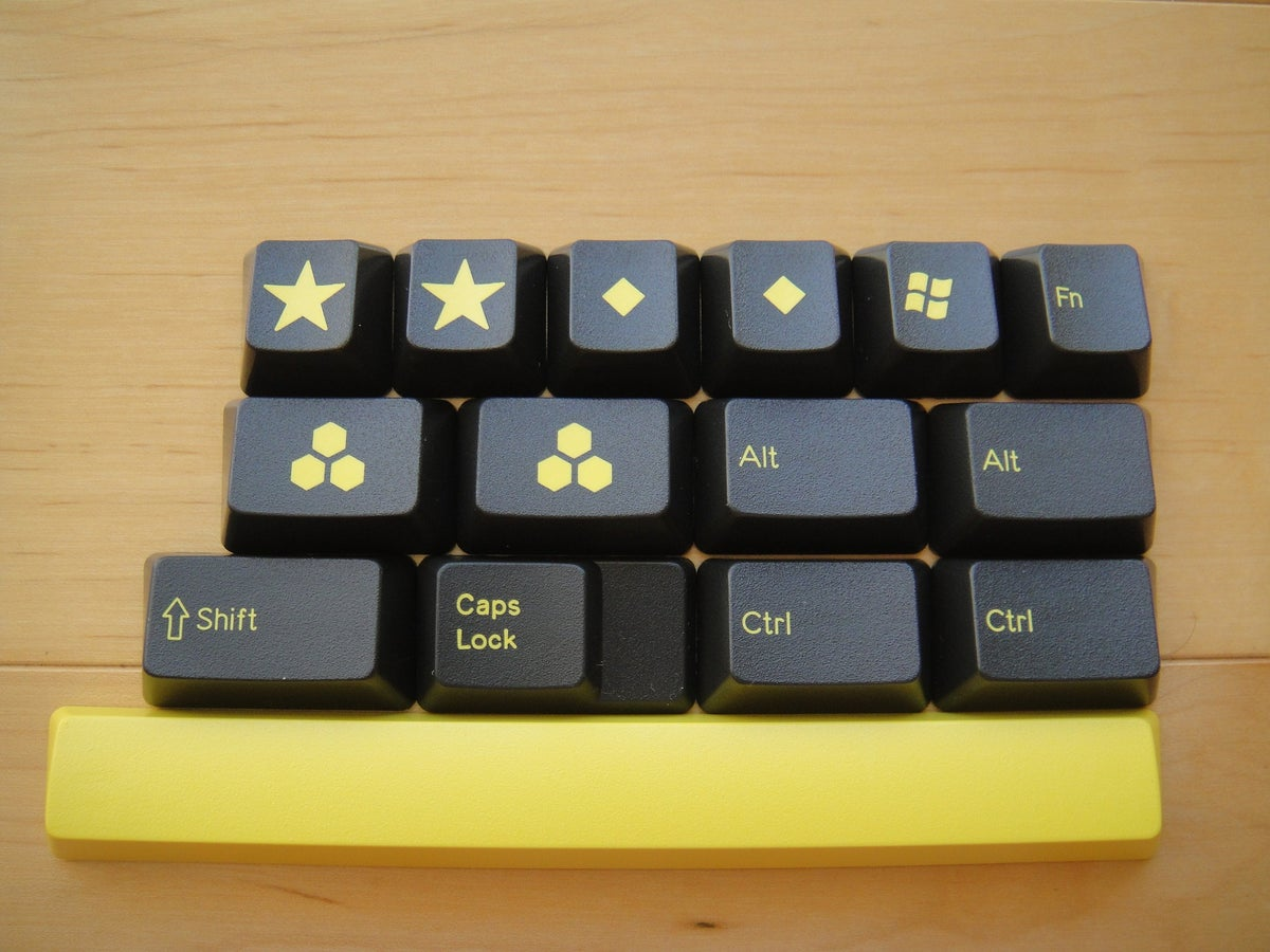 Image of Bumblebee Set Tsangan Kit(Winkeyless)