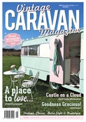 Image of Issue 16 Vintage Caravan Magazine