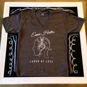 Image of Labor of Love V-Neck (Coffee)