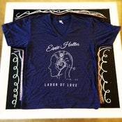Image of Labor of Love V-Neck (Navy)