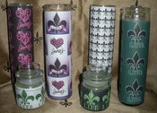 Image of L.I.F.E.© (ALL RIGHTS RESERVED BY L.I.F.E.) CANDLES