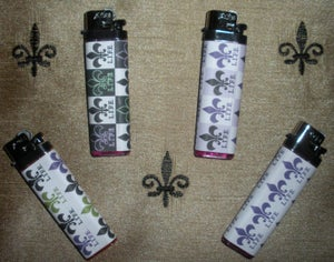Image of CUSTOM LIGHTERS