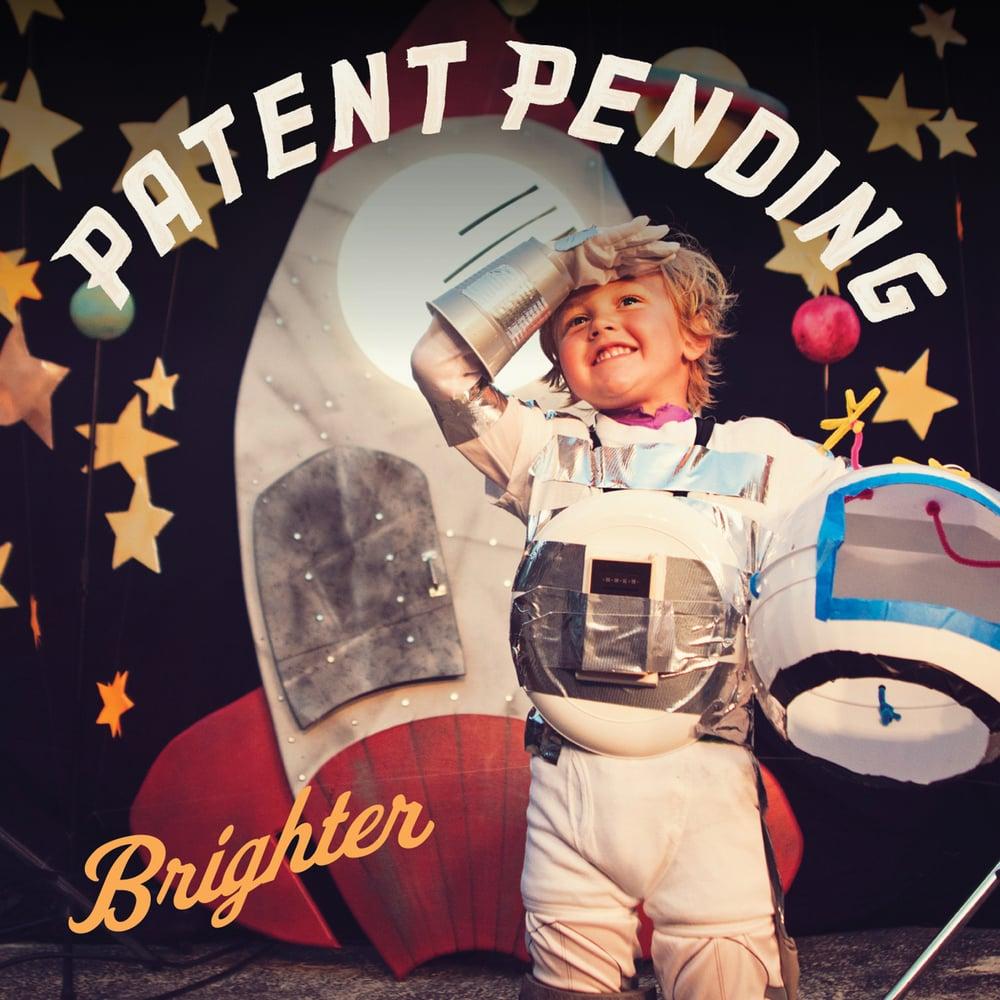 Patent Pending Brighter New Album