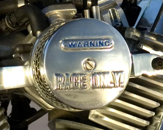 Image of Race Only air cleaner