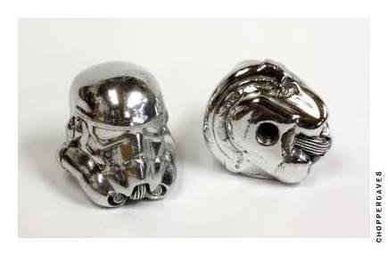 Image of the Trooper knob