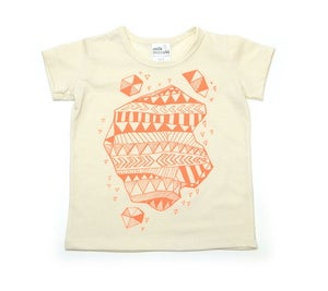 Image of Playtime Tee (Natural)