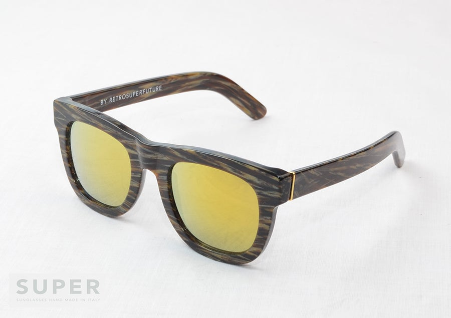Image of SUPER SUNGLASSES CICCIO Jacquard Limited Edition BY RETROSUPERFUTURE
