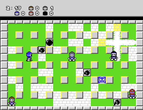 Image of Bomberland (Commodore 64)