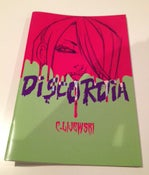 Image of DISCORDIA- mini art and sketchbook *SIGNED*